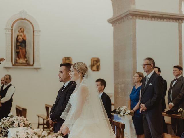 Il matrimonio di Davide e Sarah a Atzara, Nuoro 114