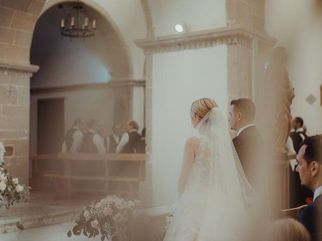 Il matrimonio di Davide e Sarah a Atzara, Nuoro 115