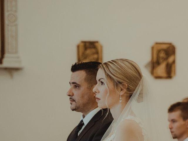 Il matrimonio di Davide e Sarah a Atzara, Nuoro 116