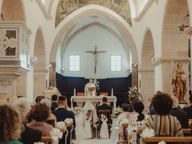 Il matrimonio di Davide e Sarah a Atzara, Nuoro 118