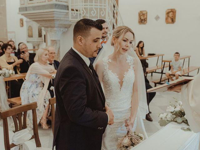 Il matrimonio di Davide e Sarah a Atzara, Nuoro 120