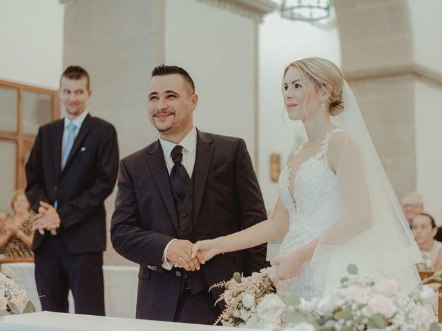Il matrimonio di Davide e Sarah a Atzara, Nuoro 121