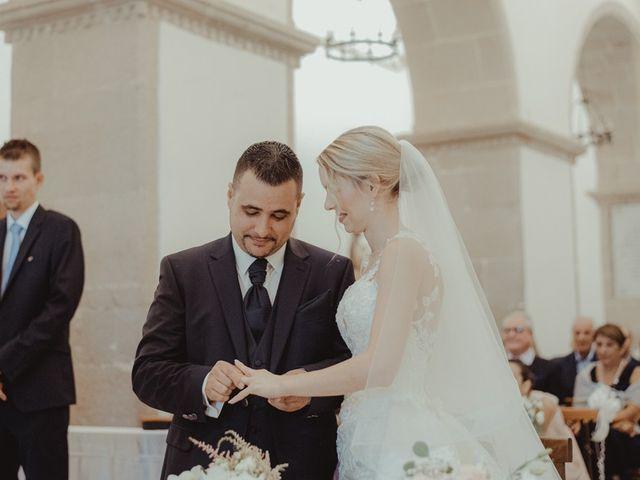 Il matrimonio di Davide e Sarah a Atzara, Nuoro 122