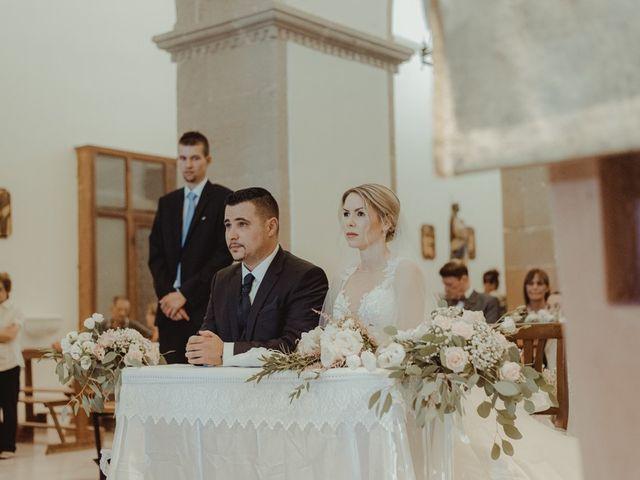 Il matrimonio di Davide e Sarah a Atzara, Nuoro 124