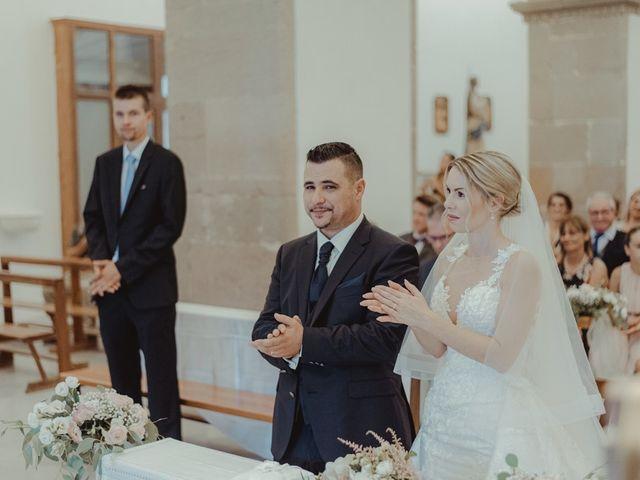 Il matrimonio di Davide e Sarah a Atzara, Nuoro 125