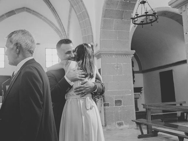Il matrimonio di Davide e Sarah a Atzara, Nuoro 128