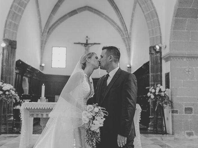 Il matrimonio di Davide e Sarah a Atzara, Nuoro 130