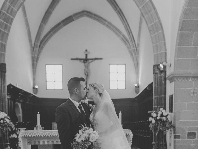 Il matrimonio di Davide e Sarah a Atzara, Nuoro 131