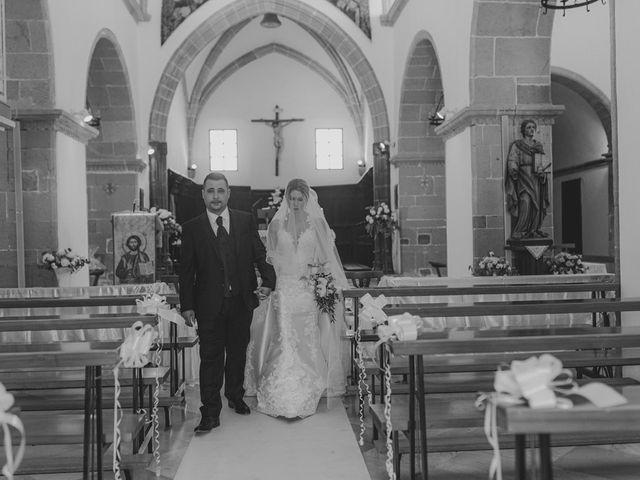 Il matrimonio di Davide e Sarah a Atzara, Nuoro 133