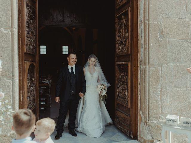 Il matrimonio di Davide e Sarah a Atzara, Nuoro 134