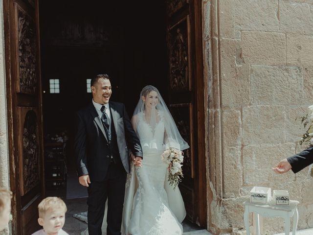 Il matrimonio di Davide e Sarah a Atzara, Nuoro 136