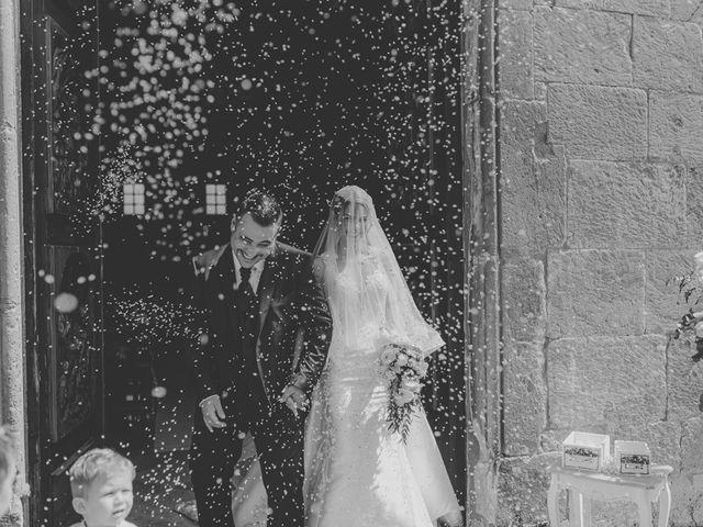 Il matrimonio di Davide e Sarah a Atzara, Nuoro 137