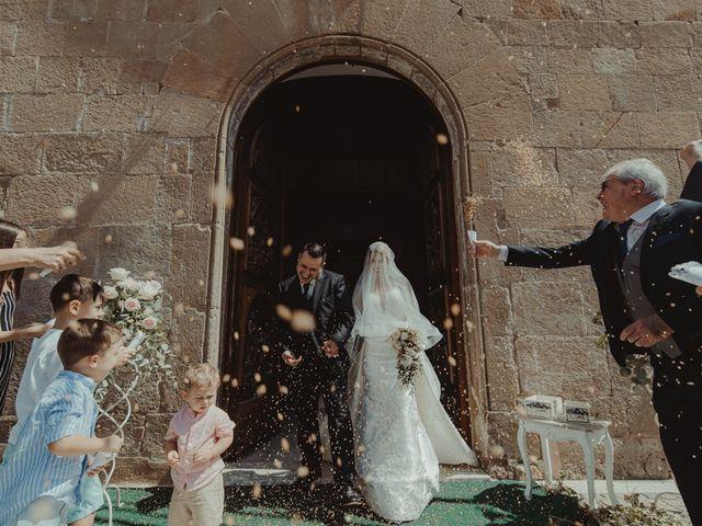 Il matrimonio di Davide e Sarah a Atzara, Nuoro 138