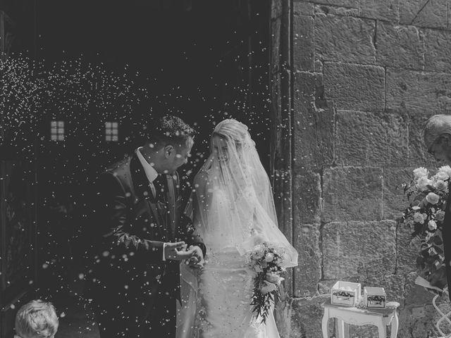 Il matrimonio di Davide e Sarah a Atzara, Nuoro 139