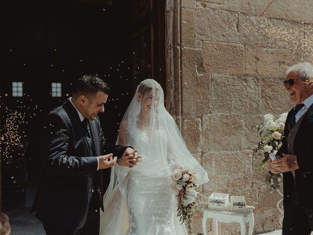 Il matrimonio di Davide e Sarah a Atzara, Nuoro 140