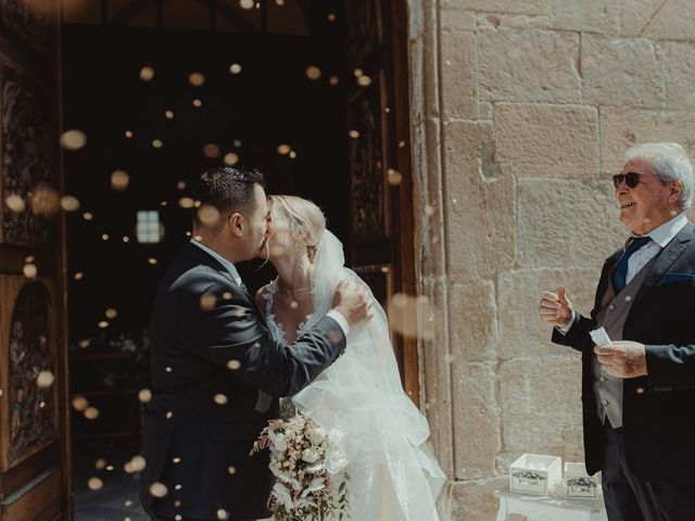 Il matrimonio di Davide e Sarah a Atzara, Nuoro 141