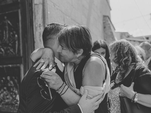 Il matrimonio di Davide e Sarah a Atzara, Nuoro 142