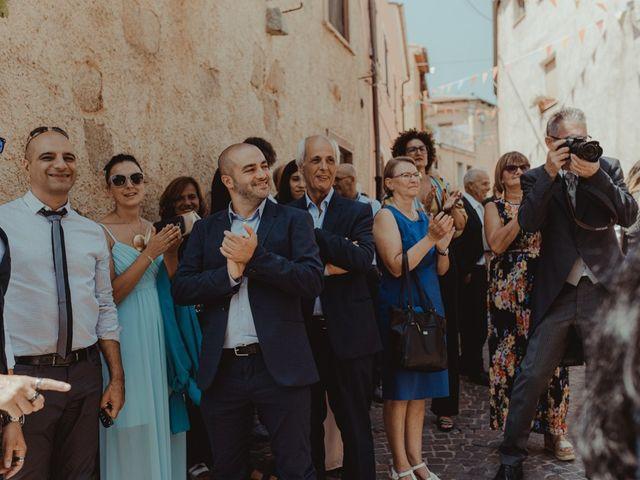 Il matrimonio di Davide e Sarah a Atzara, Nuoro 144