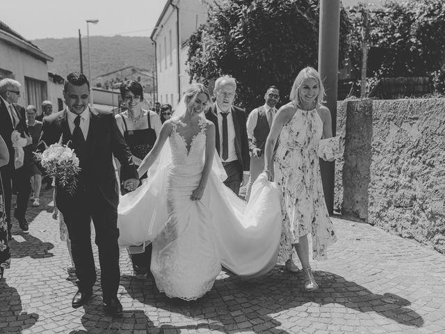 Il matrimonio di Davide e Sarah a Atzara, Nuoro 146