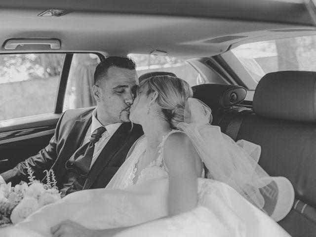 Il matrimonio di Davide e Sarah a Atzara, Nuoro 151