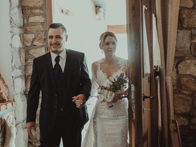 Il matrimonio di Davide e Sarah a Atzara, Nuoro 160