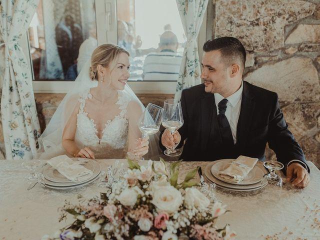 Il matrimonio di Davide e Sarah a Atzara, Nuoro 161