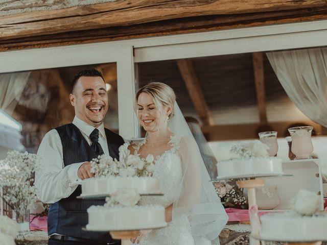 Il matrimonio di Davide e Sarah a Atzara, Nuoro 171