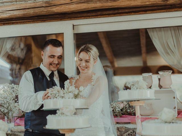Il matrimonio di Davide e Sarah a Atzara, Nuoro 172