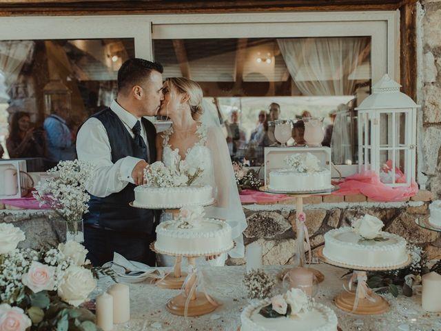 Il matrimonio di Davide e Sarah a Atzara, Nuoro 175