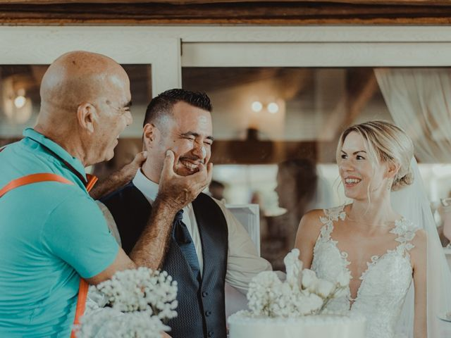 Il matrimonio di Davide e Sarah a Atzara, Nuoro 176