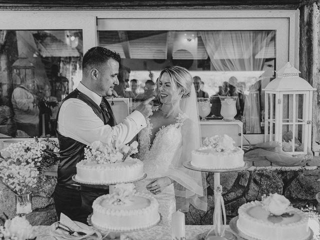 Il matrimonio di Davide e Sarah a Atzara, Nuoro 178