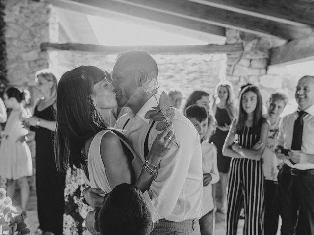 Il matrimonio di Davide e Sarah a Atzara, Nuoro 179