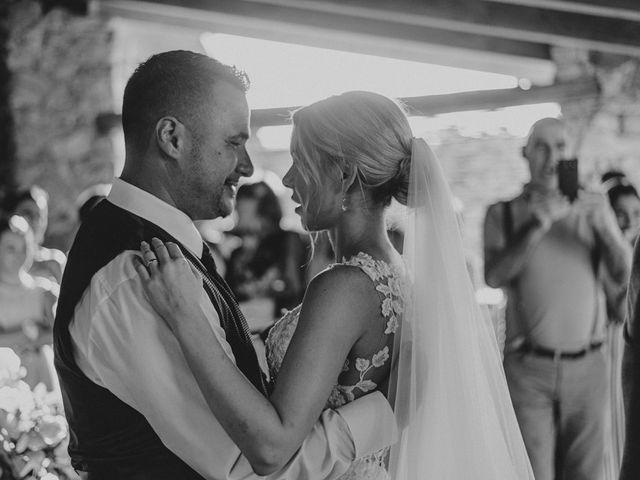Il matrimonio di Davide e Sarah a Atzara, Nuoro 184