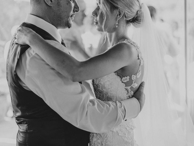 Il matrimonio di Davide e Sarah a Atzara, Nuoro 185