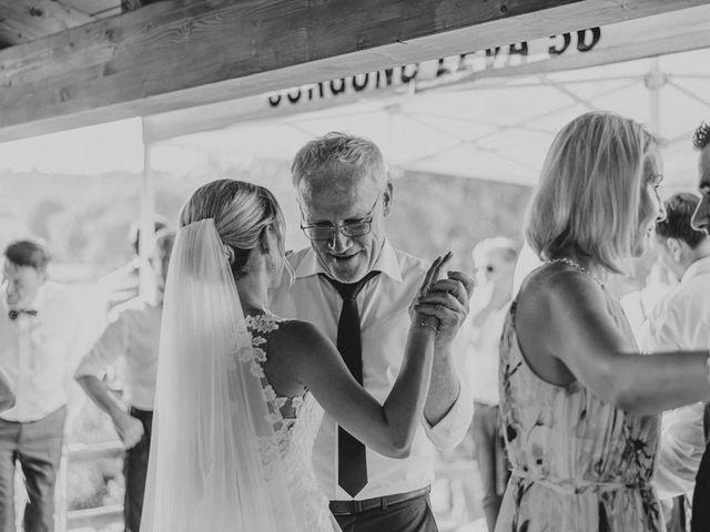 Il matrimonio di Davide e Sarah a Atzara, Nuoro 187