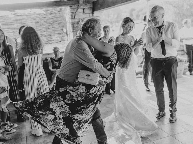 Il matrimonio di Davide e Sarah a Atzara, Nuoro 188
