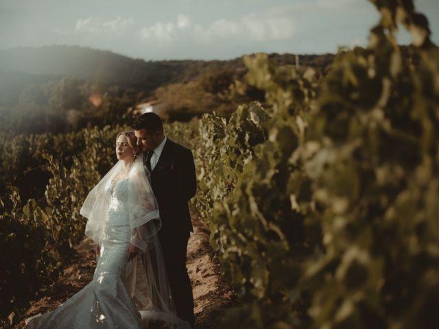 Il matrimonio di Davide e Sarah a Atzara, Nuoro 193