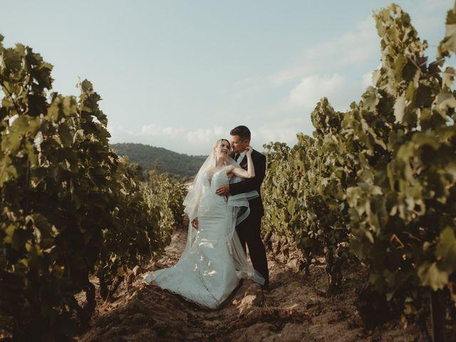 Il matrimonio di Davide e Sarah a Atzara, Nuoro 195