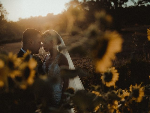 Il matrimonio di Davide e Sarah a Atzara, Nuoro 1