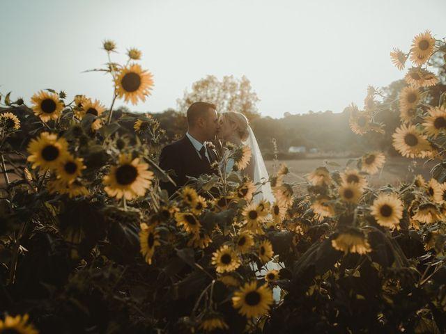 Il matrimonio di Davide e Sarah a Atzara, Nuoro 198