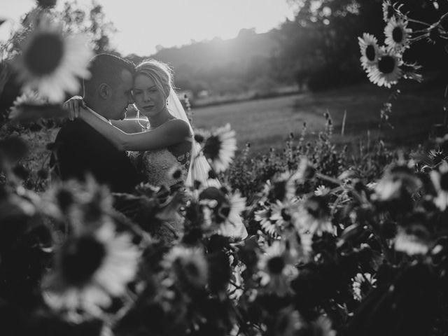 Il matrimonio di Davide e Sarah a Atzara, Nuoro 199