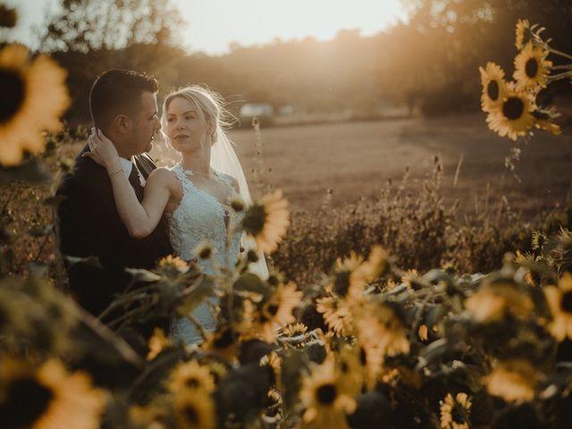 Il matrimonio di Davide e Sarah a Atzara, Nuoro 200