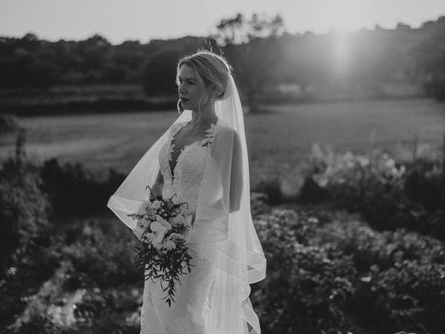 Il matrimonio di Davide e Sarah a Atzara, Nuoro 203