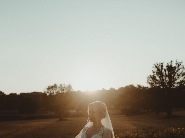 Il matrimonio di Davide e Sarah a Atzara, Nuoro 204