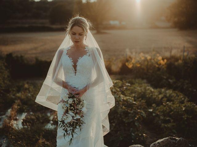 Il matrimonio di Davide e Sarah a Atzara, Nuoro 206