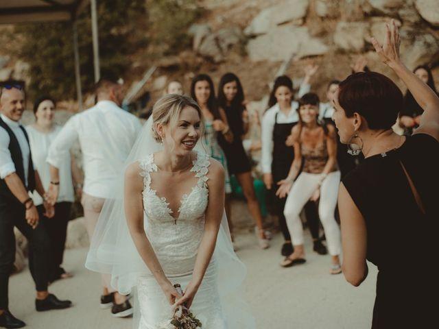 Il matrimonio di Davide e Sarah a Atzara, Nuoro 208