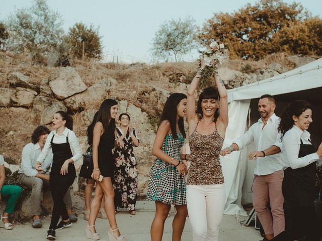Il matrimonio di Davide e Sarah a Atzara, Nuoro 210
