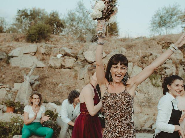 Il matrimonio di Davide e Sarah a Atzara, Nuoro 211