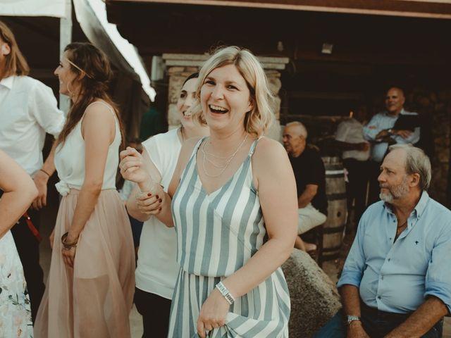 Il matrimonio di Davide e Sarah a Atzara, Nuoro 212