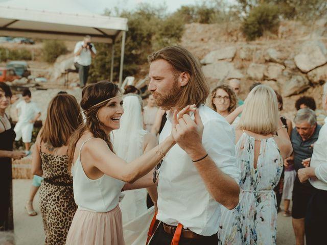 Il matrimonio di Davide e Sarah a Atzara, Nuoro 213